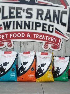 3 Large Pet Food Bags 15% Sale