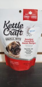Kettle Craft Small Bite Smokey Canadian Bacon Recipe