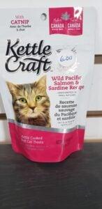 Kettle Craft Cat Treat Wild Pacific Salmon