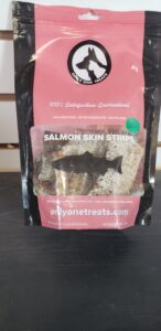 One Only Salmon Skin Strips