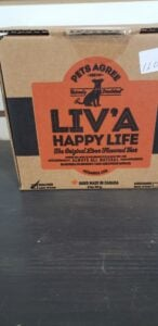 Pets Agree Liv A Happy Life small bars