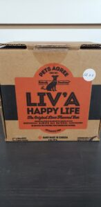 Pets Agree LivA Happy Life Dog Biscuits