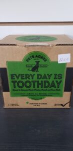 Every Day is Tooth Day large bars