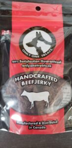 One Only Hand Crafted Beef Jerky