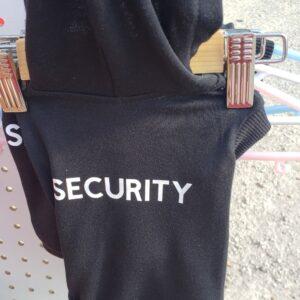 Hoodie, Security