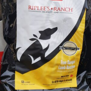Free-Range Lamb Dog Food