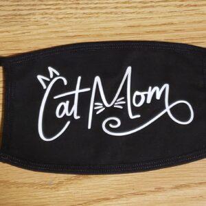 Mask, Cat Mom