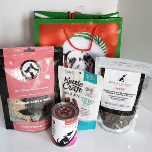 Dog Treats Fish Bundle