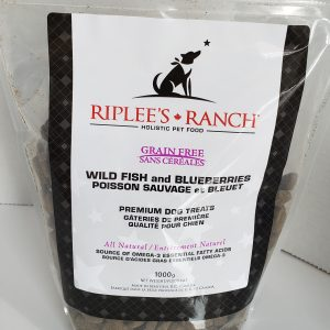 Wild Fish and Blueberry treats 1000 gm