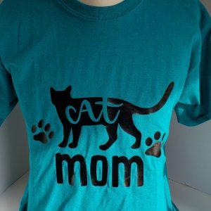Cat Mom1